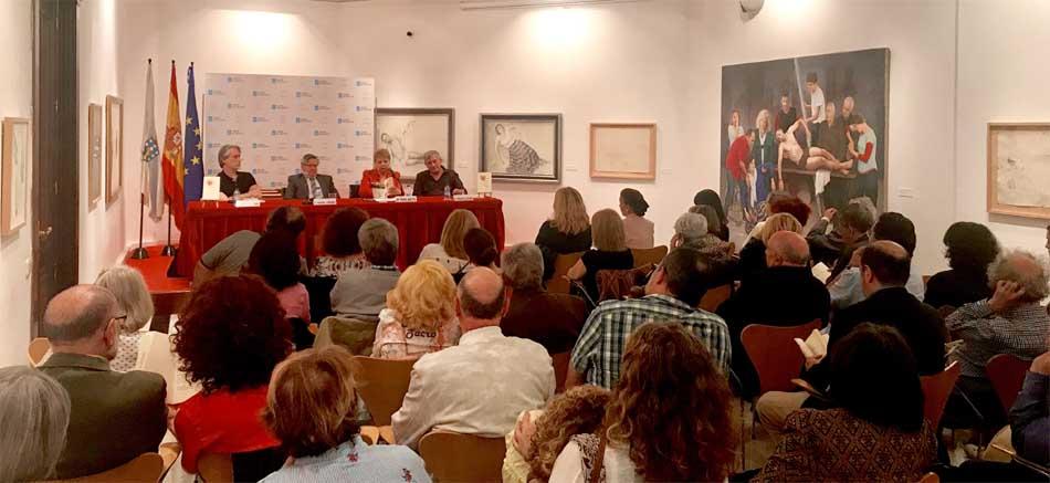 4. Más de medio centenar de personas acudieron a la presentación del libro de Pepa Nieto