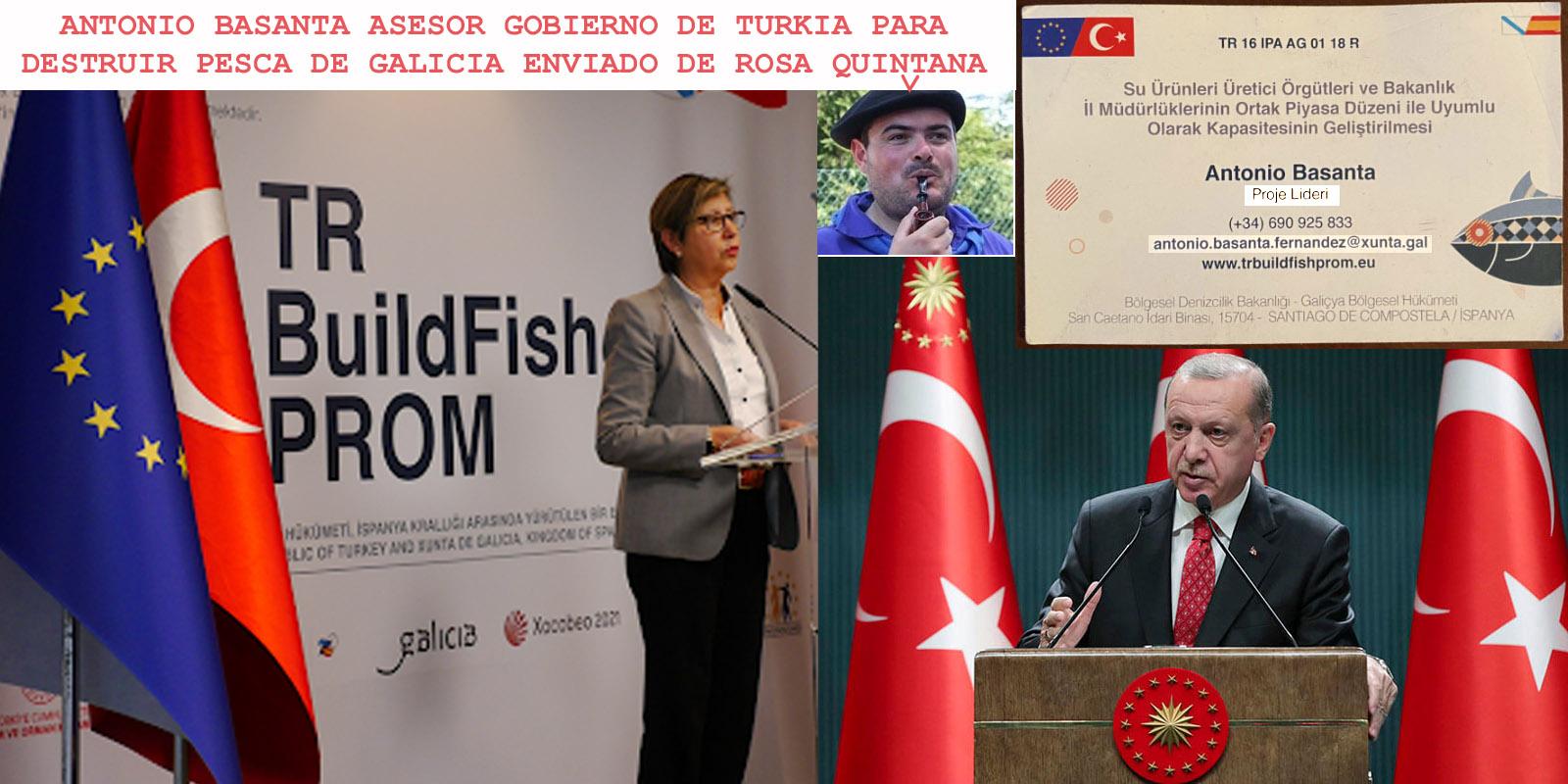 ANTONIOBASANTA ENVIADO ILEGAL DEROSAQUINTANA Y PPDEG A TURKIA ASESOR GOBIERNO ERDOGAN