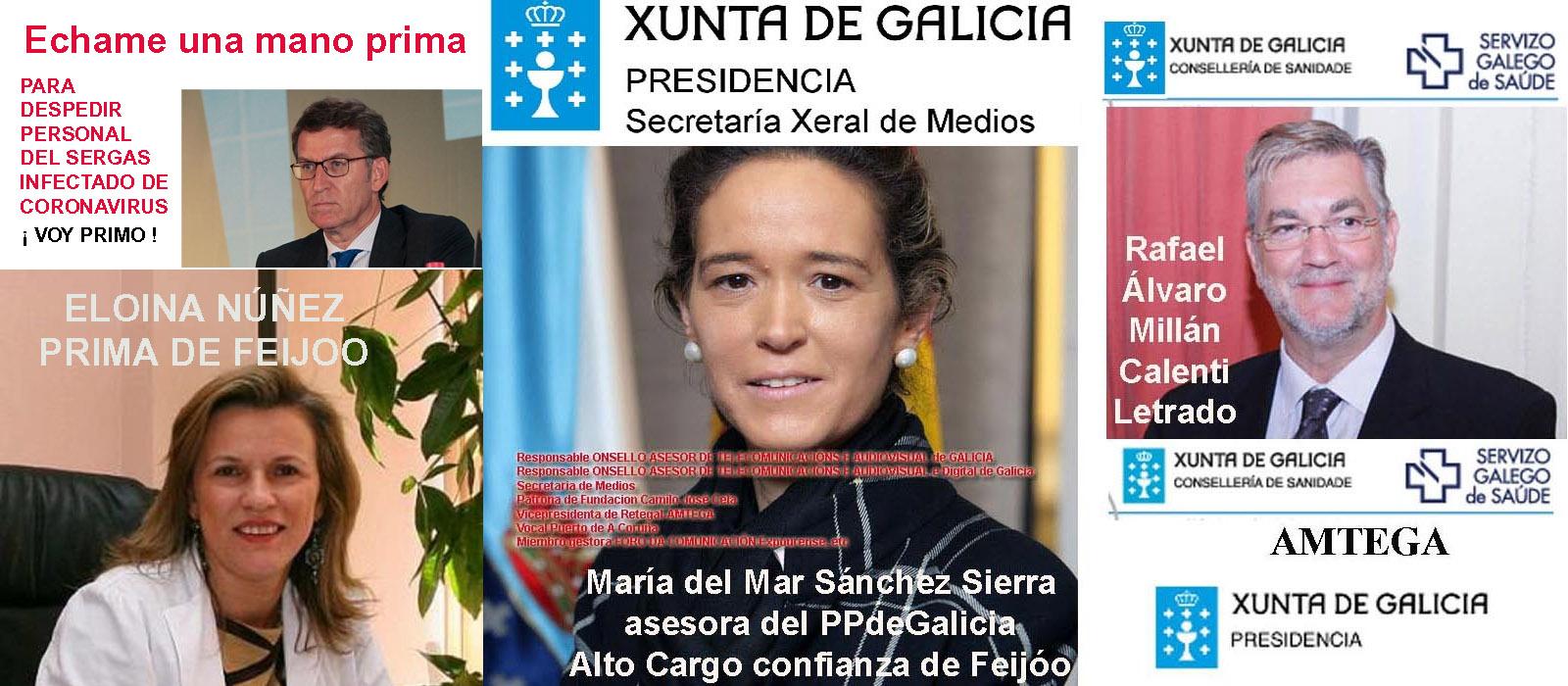 En la redacción de Xornal Galicia siguen llegando denuncias contra ...