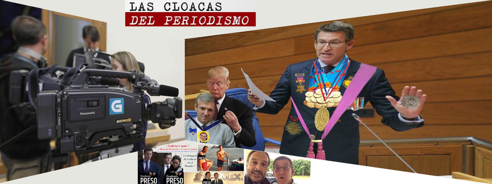 El comisario de Mar Sánchez Sierra en la CRTVG se gasta 70.000 ...
